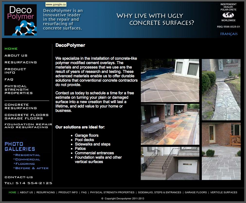 Decopolymer.com