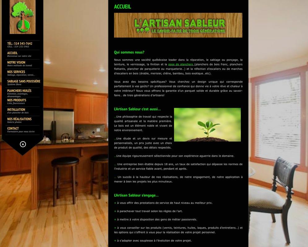 LartisanSableur.com